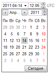 DateTimePicker html5 в opera 11